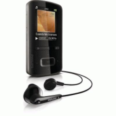 MP3  PHILIPS GOGEAR 8GB